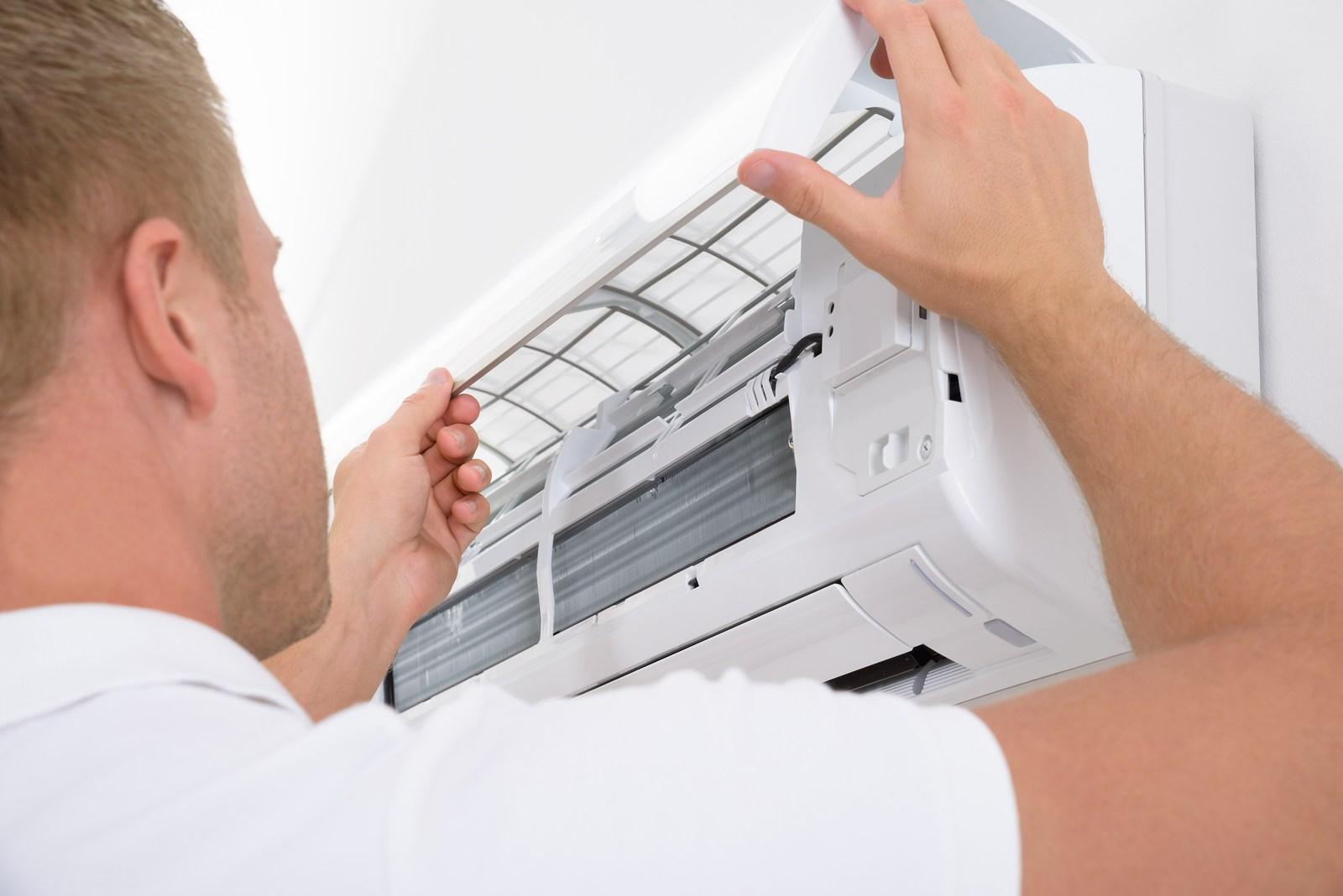 ремонт кондиционеров в картинках сей раз поведал