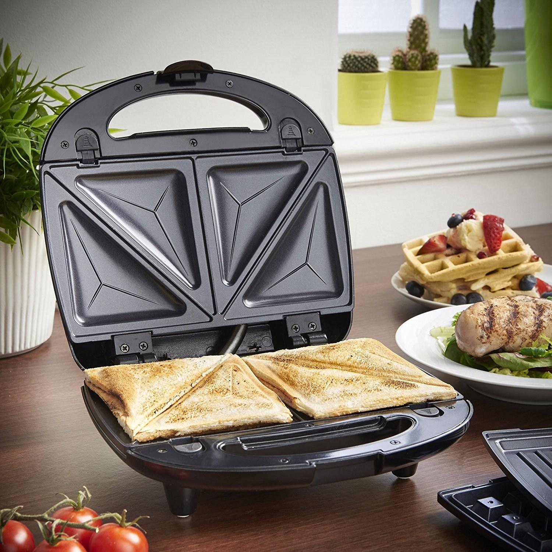 кухня как пользоваться сэндвич тостером фото самых