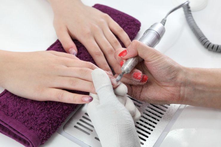 Насадки для коррекции гелевых ногтей