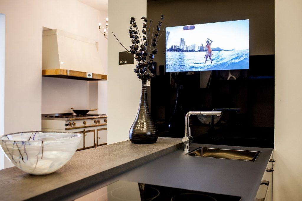 еще телевизор в кухне картинки для дома, дачи