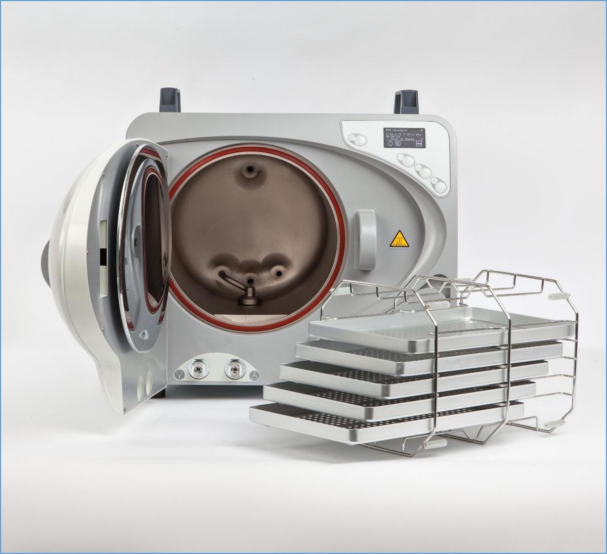 автоклав для стерилизации маникюрных инструментов