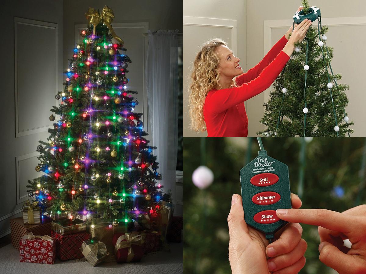 как выбрать новогоднюю гирлянду для дома